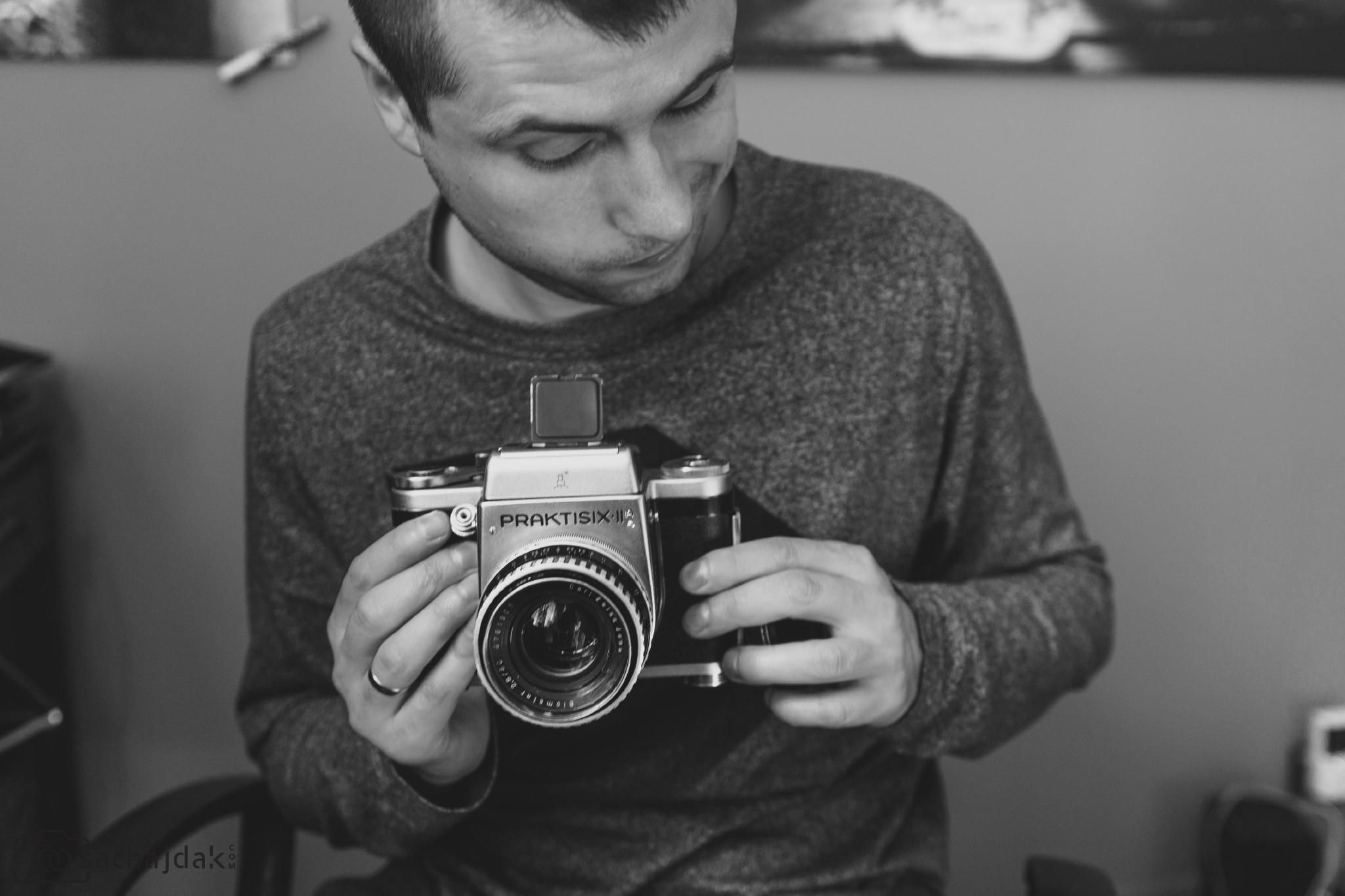 Fotografia analogowa film 120
