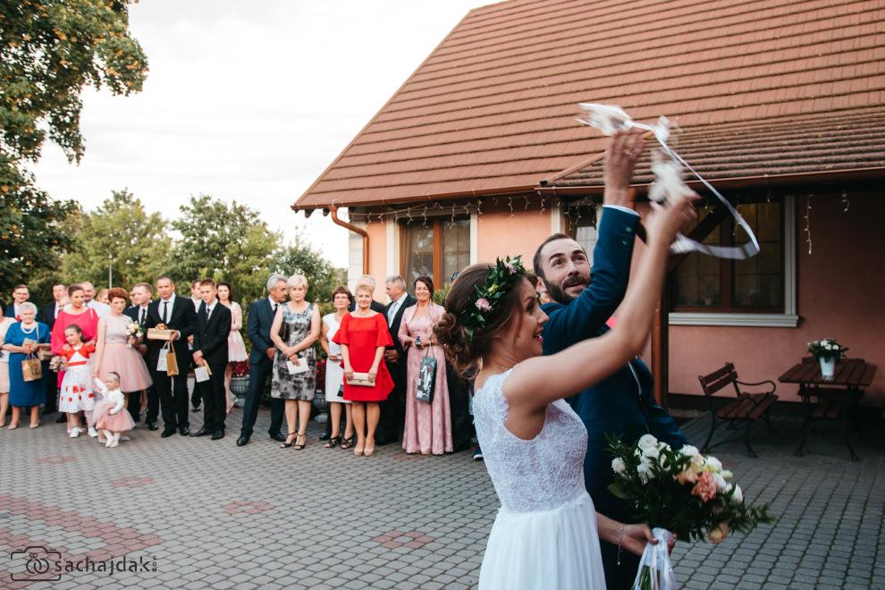 Fotografia ślubna Wieniecki Zakątek