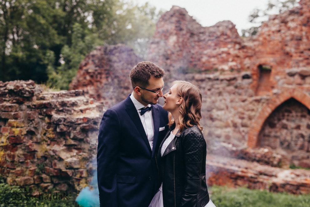 Sesja ślubna plener Toruń