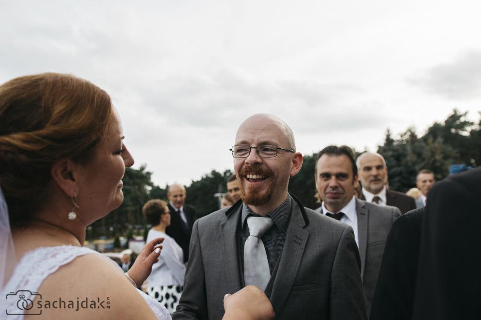Zdjęcia na ślubie