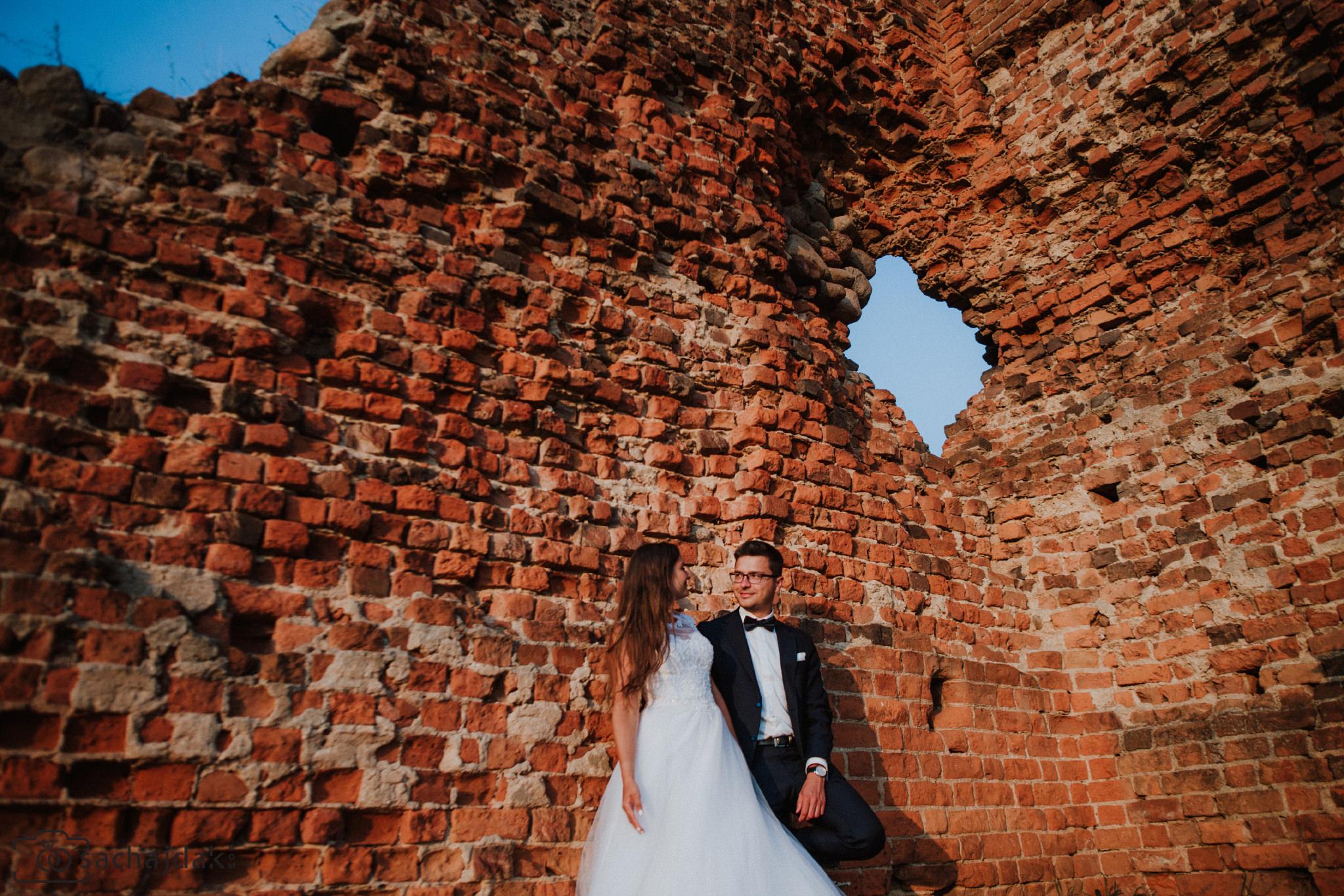 Plener ślubny fotografia ślubna weselna