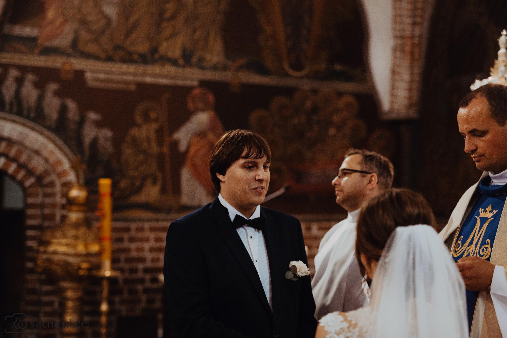 Fotografia ślubna św. Jan Włocławek