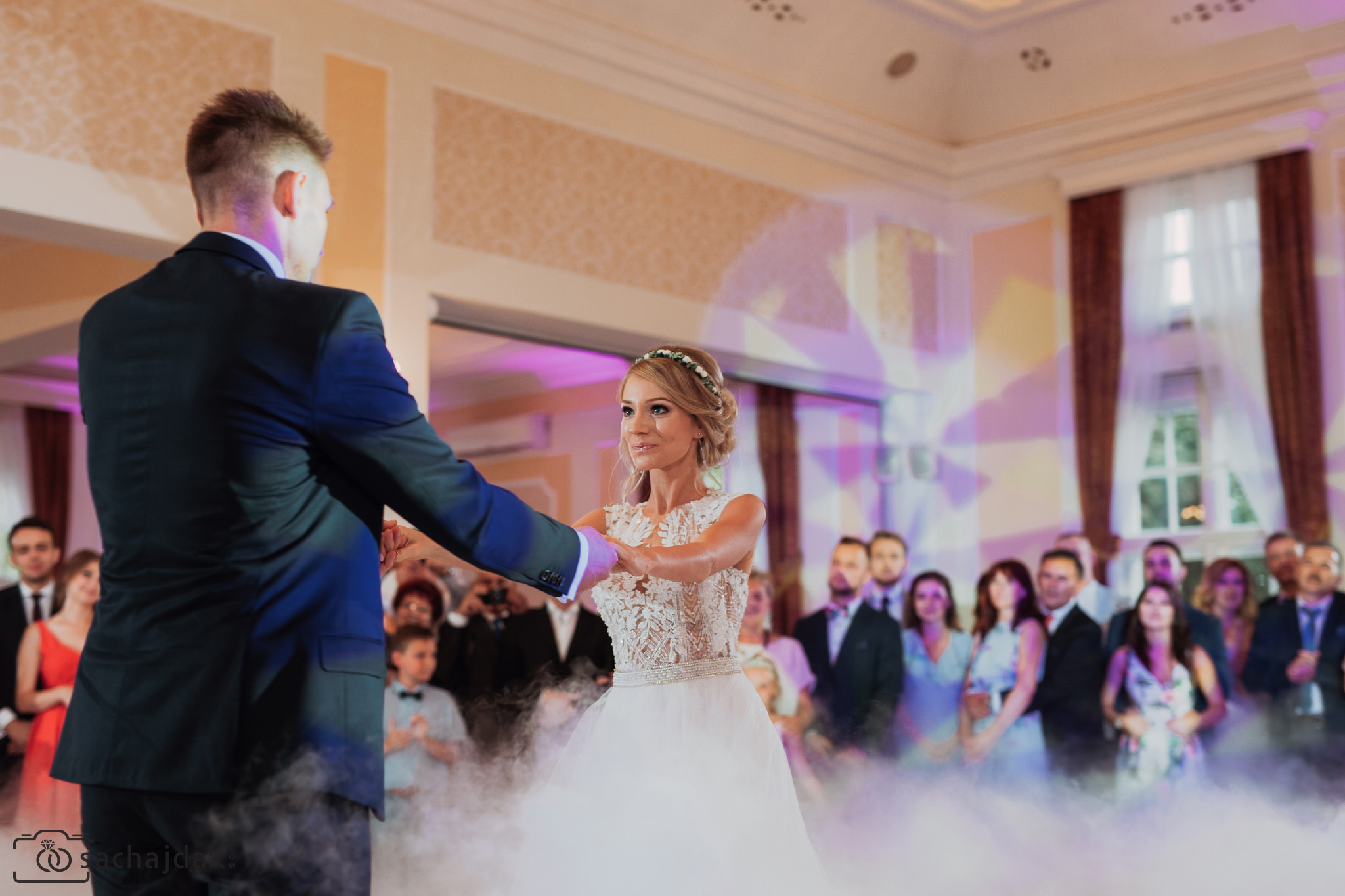 Reportaż ślubny fotografia