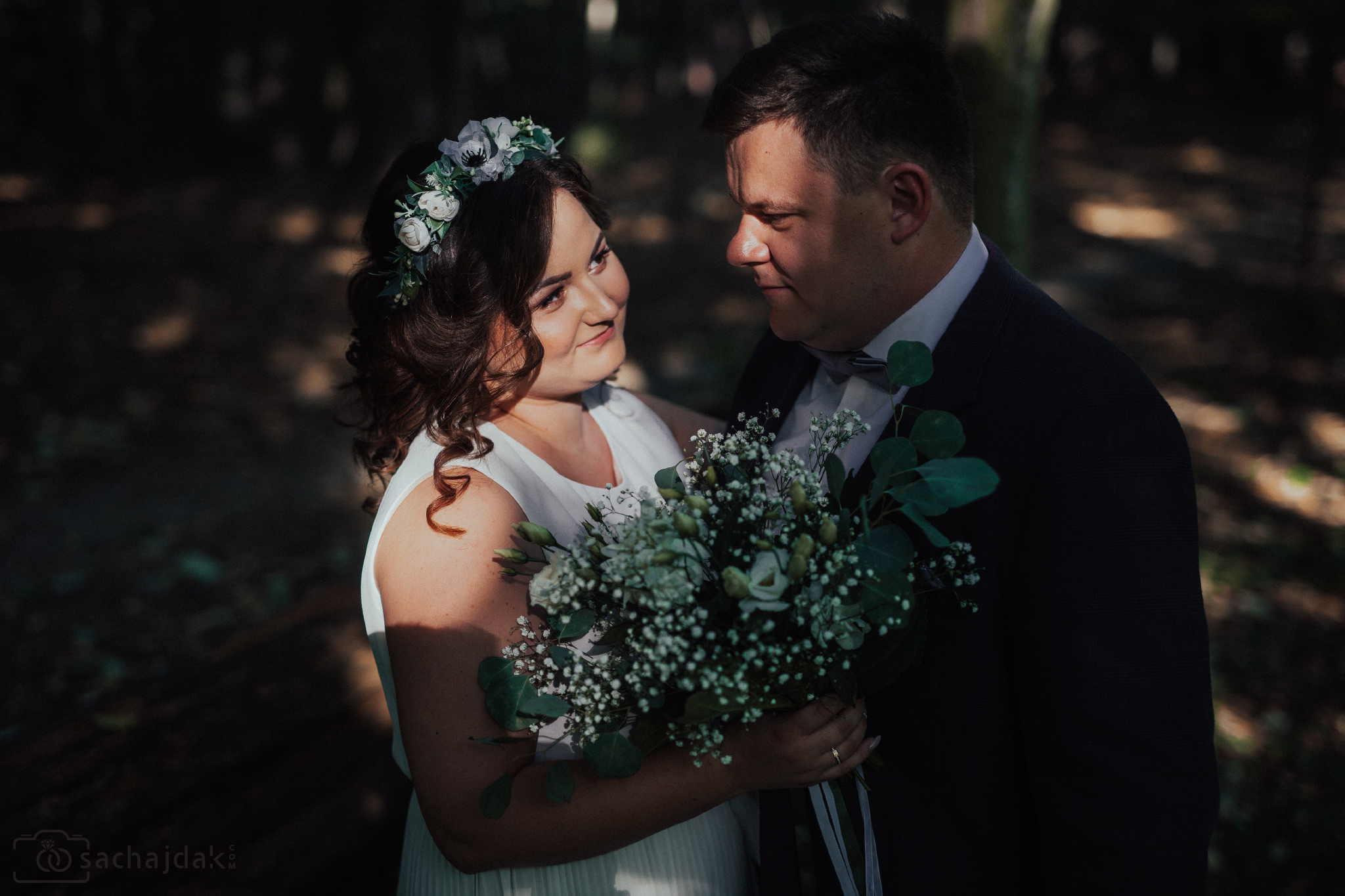 Plener ślubny Toruń fotografia ślubna