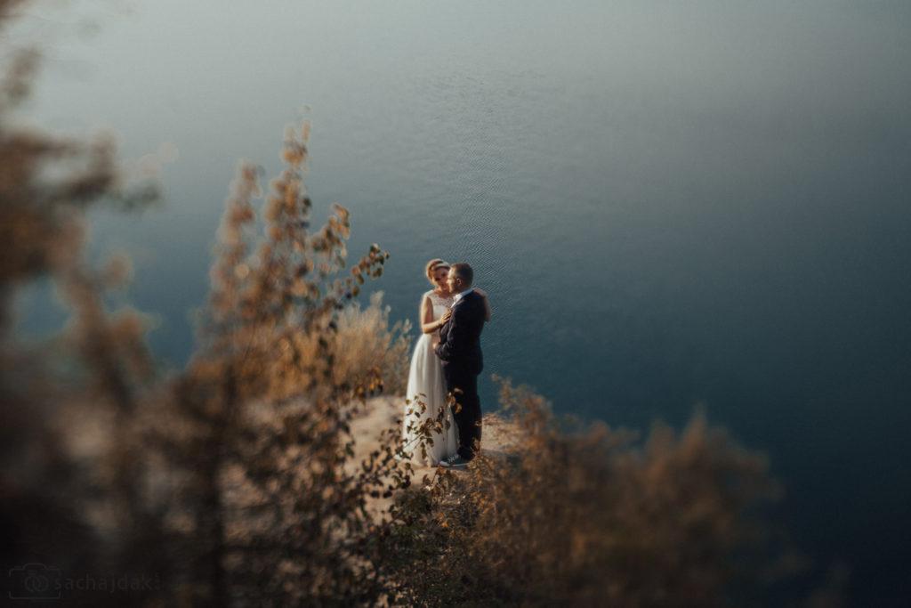 Plener ślubny fotograf na ślub