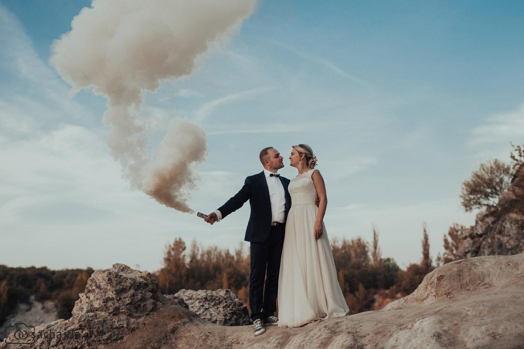 Plener ślubny Piechcin