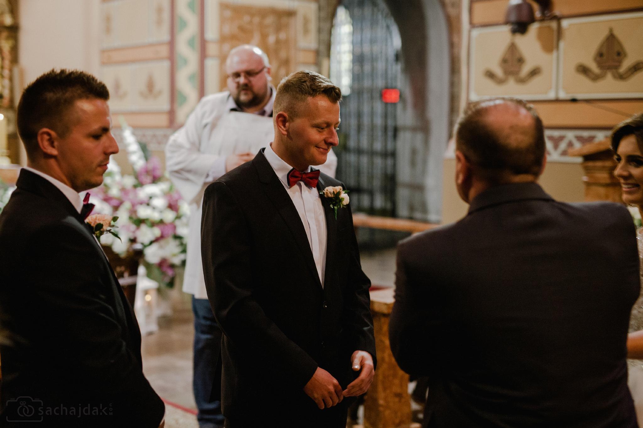 Fotografia ślubna Włocławek Riverside